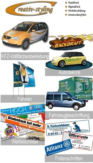 Ihr Fachbetrieb für Folien in Gladenbach